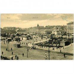 carte postale ancienne WIEN VIENNE. Boulevard