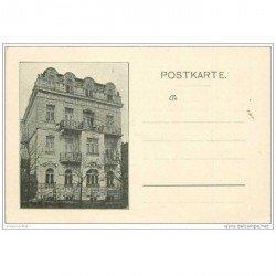 carte postale ancienne WIEN VIENNE. Familien Hotel Cottage. Pension Kramer Hasenauerstrasse 12 vers 1900