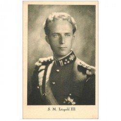 carte postale ancienne FAMILLE ROYALE. Léopold III