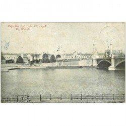 carte postale ancienne LIEGE. Exposition Universelle 1905