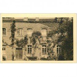 carte postale ancienne MALONNE. Institut Saint Berthuin Externat