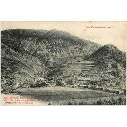 carte postale ancienne Espagne. CAMILLO. Vallée d'Andorre