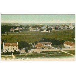 carte postale ancienne 14 RIVA-BELLA. Vue générale. Décollée d'un album