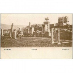 carte postale ancienne GRECE. Athènes. Céramique