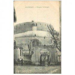 carte postale ancienne GRECE. Salonique. Mosquée Saint Georges