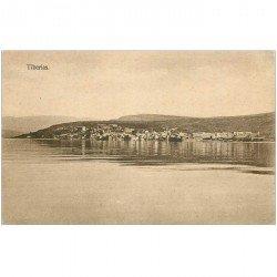 carte postale ancienne GRECE. Tiberias