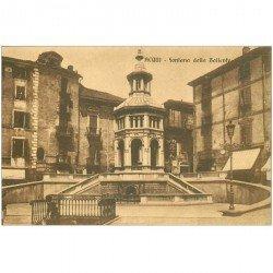 carte postale ancienne Italia Italie. ACQUI. Fontana della Bollente