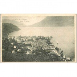 carte postale ancienne ITALIA. Bellano. Lago di Como 1927
