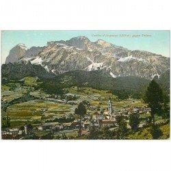 carte postale ancienne ITALIA. Cortina d'Ampezzo