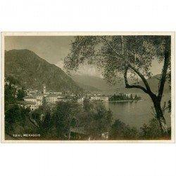 carte postale ancienne ITALIA. Menaggio 1930
