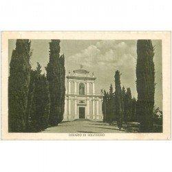 carte postale ancienne ITALIA. Ossario de Solferino 1917