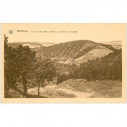carte postale ancienne Luxembourg HOUFFALIZE. Trou des Nutons Route Roche Ardenne