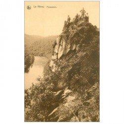 carte postale ancienne LUXEMBOURG. Le Hérou Promotoire animation
