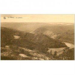 carte postale ancienne LUXEMBOURG. Le Hérou vue générale