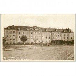 carte postale ancienne Luxembourg. MONDORF-LES-BAINS. Etablissement Soeurs Sainte Elisabeth