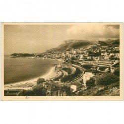 carte postale ancienne MONACO MONTE CARLO. Contry Club