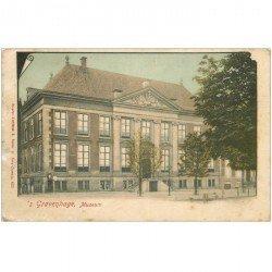 carte postale ancienne PAYS BAS. Gravenhage vers 1900. Museum