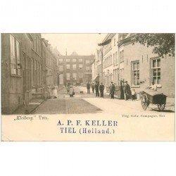 carte postale ancienne PAYS BAS. Tiel Gelderland Kleiberg 1900. Petit pli coin gauche...