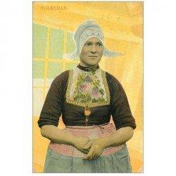 carte postale ancienne PAYS BAS. Volendam 1910