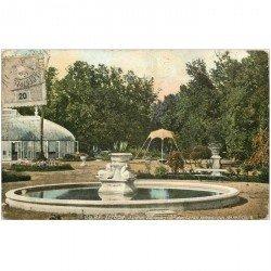 carte postale ancienne Portugal. LISBAO. Jardin Zoologico 1907