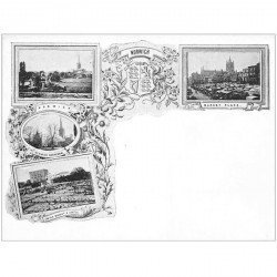 carte postale ancienne ANGLETERRE ENGLAND. Norwich 11.5 x 8.8 cm...