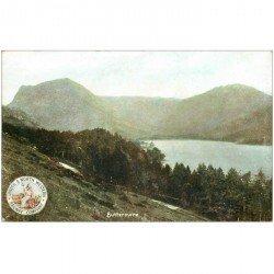 carte postale ancienne ENGLAND. Buttermere