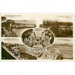 carte postale ancienne ENGLAND. Cliftonville 1929