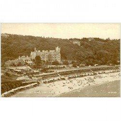 carte postale ancienne ENGLAND. Convalescent Home Langland Bay