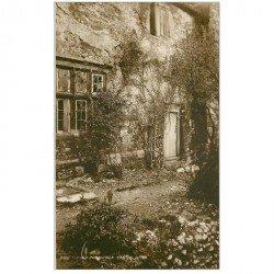 carte postale ancienne ENGLAND. Eastbourne the Old Parsonage