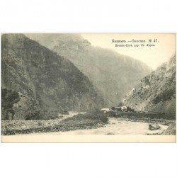 carte postale ancienne RUSSIE. Caucase
