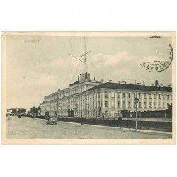 carte postale ancienne RUSSIE. Kronstadt 1913