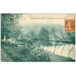 carte postale ancienne 14 THURY-HARCOURT. Le Mirage à la Roche à Bunel 1928