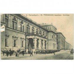 carte postale ancienne RUSSIE. Saint Pétersbourg. Ermitage vers 1900 (défauts)