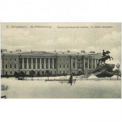 carte postale ancienne RUSSIE. Saint Pétersbourg. Le Sénat Dirigeant