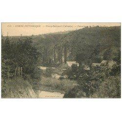 carte postale ancienne 14 THURY-HARCOURT. Le Moulin du Hôm