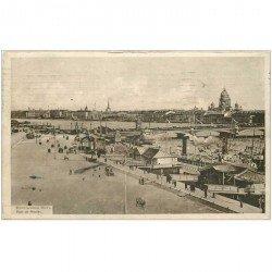 carte postale ancienne RUSSIE. Saint Pétersbourg. Pont de Nicolas