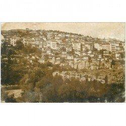 carte postale ancienne BULGARIE. MACEDOINE. Carte photo Drenowo ancienne Capitale Bulgare