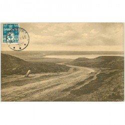 carte postale ancienne DANEMARK. 1921 Fra den jydske Hede