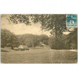 carte postale ancienne DANEMARK. 1921 Fra Ulvedalen i Dyrehaven. Eneret