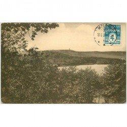carte postale ancienne DANEMARK. 1921 Himmelbjerget Eneret