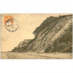 carte postale ancienne DANEMARK. 1921 Rojle Klint ved Middelfart