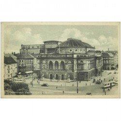 carte postale ancienne DANEMARK. Hobenhavn der kongelige Teater 1949