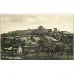 carte postale ancienne POLOGNE. Krakow. Kopiec kosciuski. Photo carte postale vierge