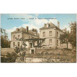 carte postale ancienne 02 ROUCY. Colonie de Vacances Sainte-Marguerite