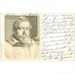 carte postale ancienne Carte Précurseur 1899. Artistes Peintres. François Francken le jeune 1899