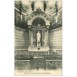 carte postale ancienne 01 Ars. Chapelle de la Glorification