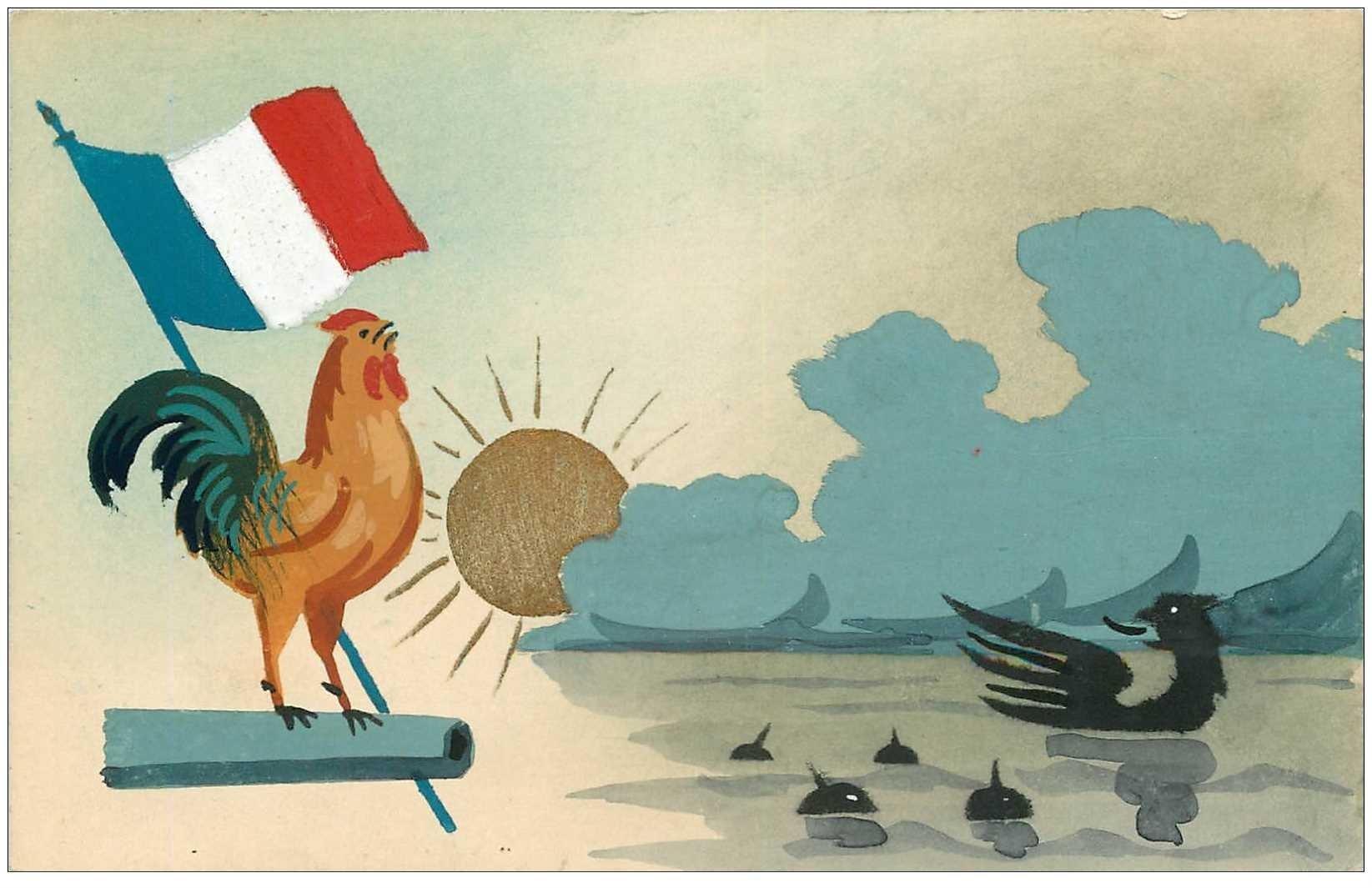 carte postale ancienne france