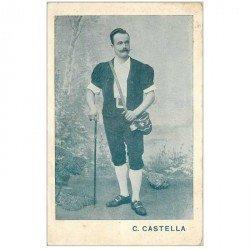 SUISSE VEVEY. C. Castella randonneur excursion ex Semeur