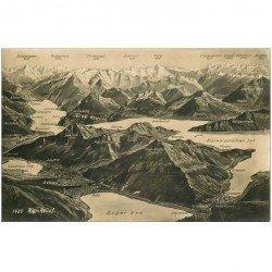 SUISSE. Rigi Relief