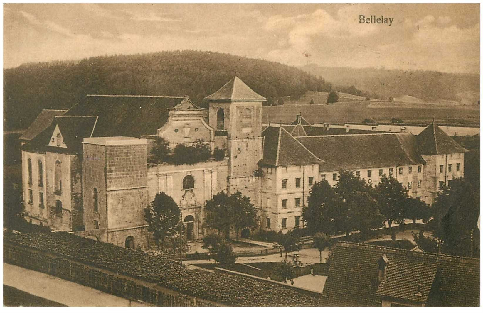 SUISSE. Bellelay 1924